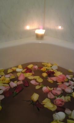 クレオパトラ風呂
