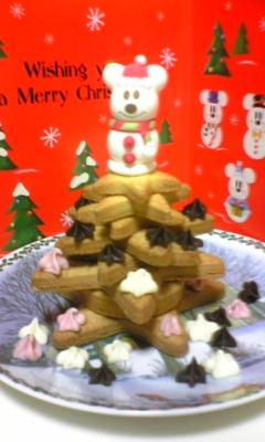 クッキーツリー