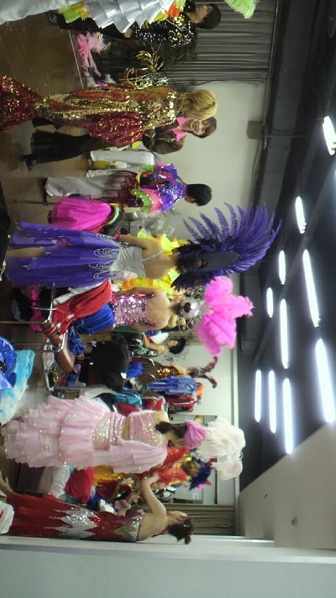 お衣装パレード