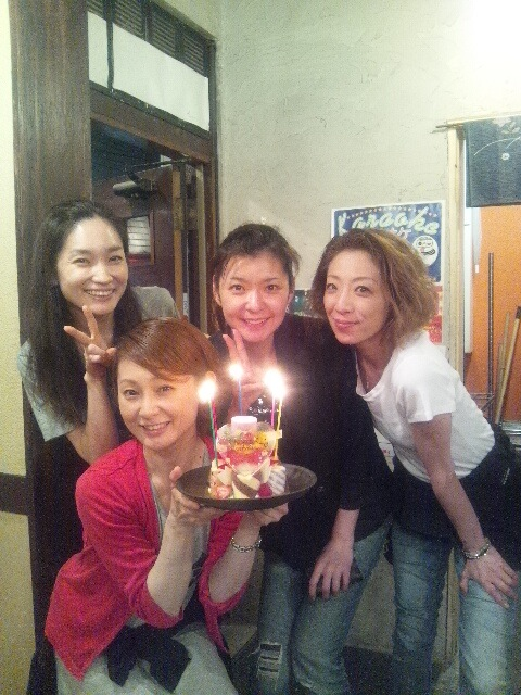 風花舞ちゃんのお誕生日会